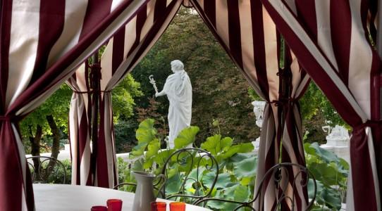 Serra con cucina in giardino_18