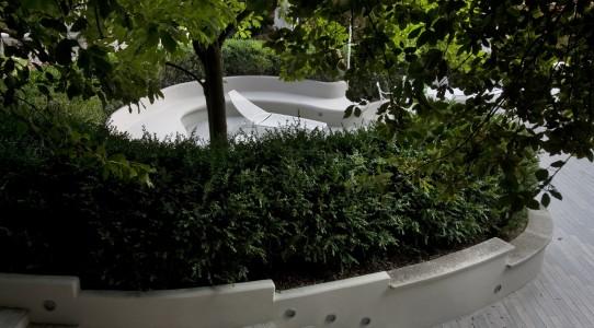 Serra con cucina in giardino_17