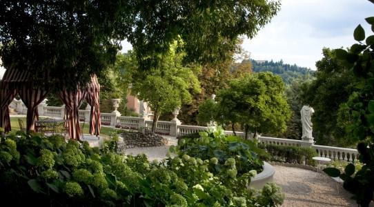 Serra con cucina in giardino_15