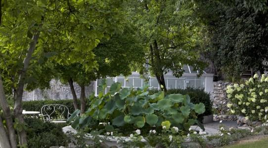 Serra con cucina in giardino_05