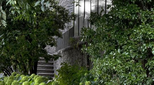 Serra con cucina in giardino_04